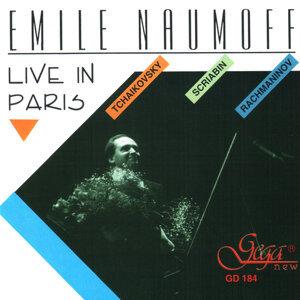 Emile Naumoff 歌手頭像