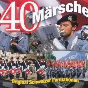 40 Marsche アーティスト写真