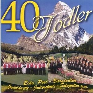 40 Jodler 歌手頭像