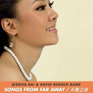 柏雪 Elva Bai & David Ruosch Band 歌手頭像
