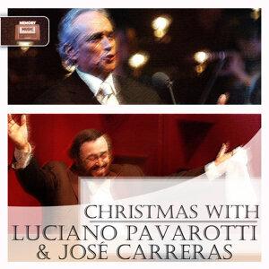 Luciano Pavarotti, José Carreras 歌手頭像