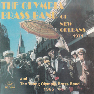 The Olympia Brass Band and The Young Olympia Brass Band 歌手頭像