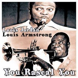 Louis Armstrong, Louis Jordan 歌手頭像