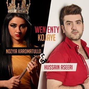Hussain Aseeri, Nozyia Karomatullo 歌手頭像