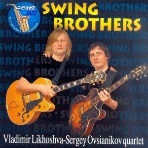 Vladimir Likhoshva, Sergey Ovsianikov quartet 歌手頭像