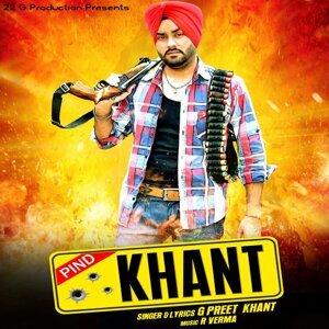 G Preet Khant 歌手頭像