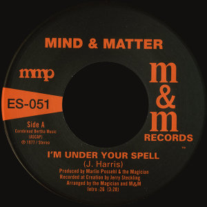 Mind & Matter 歌手頭像