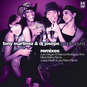 Tony Martinez & Dj Josepo 歌手頭像