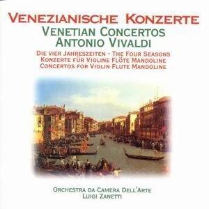 Orchestra da Camera Dell'Arte, Luigi Zanetti