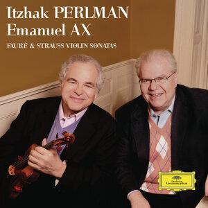 Itzhak Perlman, Emanuel Ax 歌手頭像