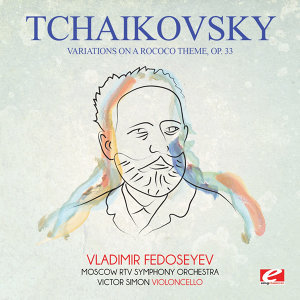 Moscow RTV Symphony Orchestra, Vladimir Fedoseyev, Victor Simon 歌手頭像