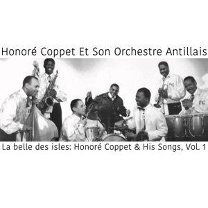 Honoré Coppet Et Son Orchestre Antillais 歌手頭像
