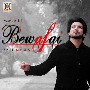 M.M. Ali, Asif Khan 歌手頭像