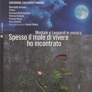 Quartetto Urbano, Quattro Venti, Coro Favorido, Xavier Rebut & Giovanna Marini 歌手頭像