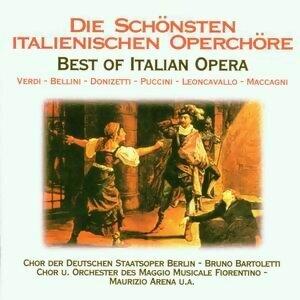 Die schonsten italienischen Opernchore 歌手頭像