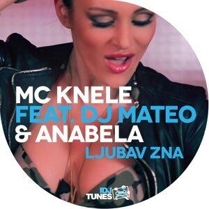 MC Knele feat. DJ Mateo & Anabela 歌手頭像