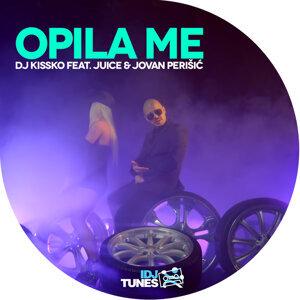 DJ Kissko Feat. Juice & Jovan Perisic 歌手頭像