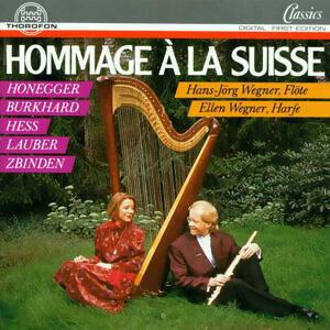 Hommage A La Suisse 歌手頭像