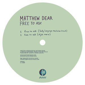 Matthew Dear 歌手頭像
