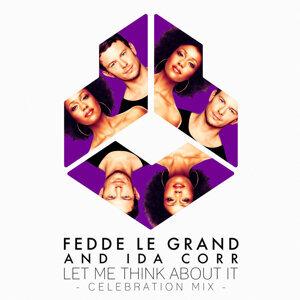 Fedde Le Grand, Ida Corr Artist photo