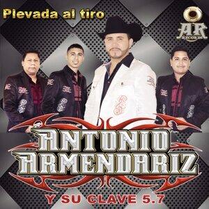 Antonio Armendariz y Su Clave 5.7 歌手頭像