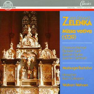 Marburger Bachchor, Hessisches Bach-Kollegium, Wolfram Wehnert 歌手頭像