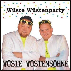 Wuste Wustensohne アーティスト写真