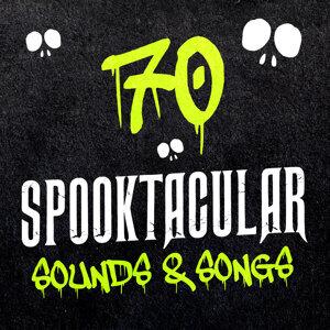 Halloween All-Stars, Halloween Sound Effects, Musica de Halloween Specialists 歌手頭像