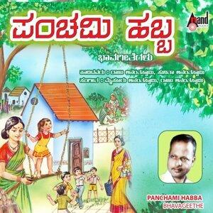 Raju Ananthaswamy, Sunitha Ananthaswamy 歌手頭像
