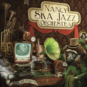 Nancy Ska Jazz Orchestra 歌手頭像