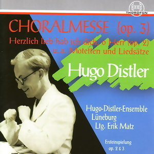 Hugo-Distler-Ensemble Luneburg 歌手頭像