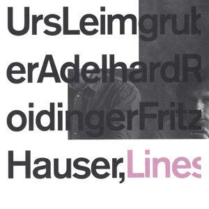 Urs Leimgruber, Adelhard Roidinger, Fritz Hauser