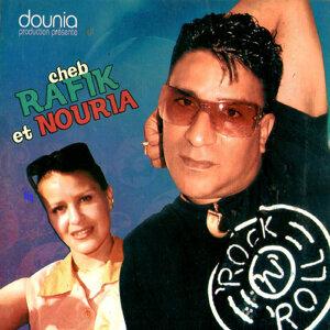 Cheb Rafik, Nouria 歌手頭像