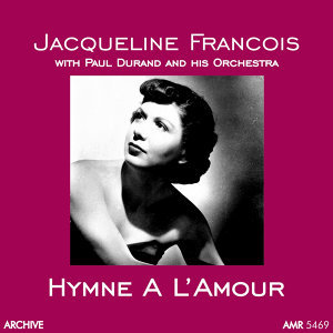 Jacqueline Francois, Paul Durand and his Orchestra 歌手頭像