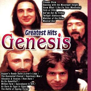 Genesis (創世紀合唱團) 歌手頭像