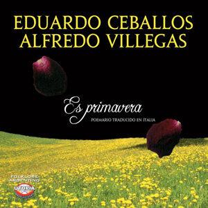 Eduardo Ceballos, Alfredo Villegas 歌手頭像
