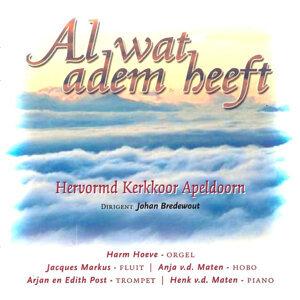 Hervormd Kerkkoor Apeldoorn, Johan Bredewout 歌手頭像
