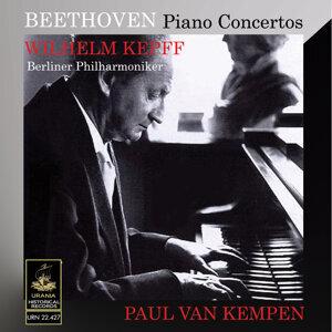 Wilhelm Kempff, Paul van Kempen 歌手頭像