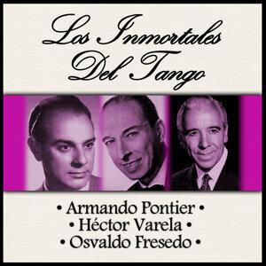 Héctor Varela, Armando Pontier, Osvaldo Fresedo 歌手頭像