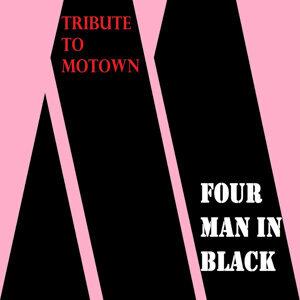 four man in black 歌手頭像