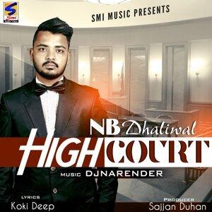 N.B. Dhaliwal 歌手頭像