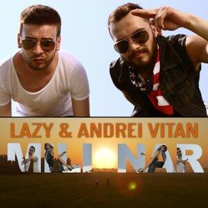 Lazy feat. Andrei Vitan 歌手頭像