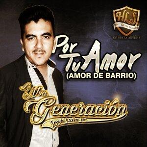 Jose Luis Jr, La Nueva Generación 歌手頭像