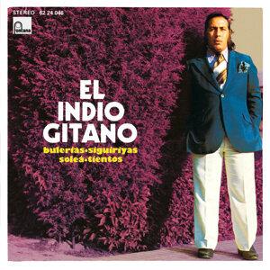 El Indio Gitano アーティスト写真