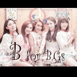 B.Gs 歌手頭像