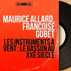 Maurice Allard, Françoise Gobet 歌手頭像