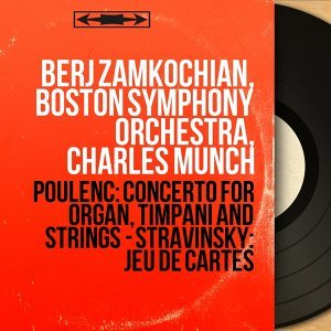Berj Zamkochian, Boston Symphony Orchestra, Charles Munch 歌手頭像