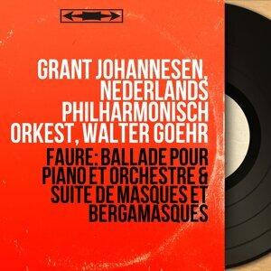 Grant Johannesen, Nederlands Philharmonisch Orkest, Walter Goehr 歌手頭像