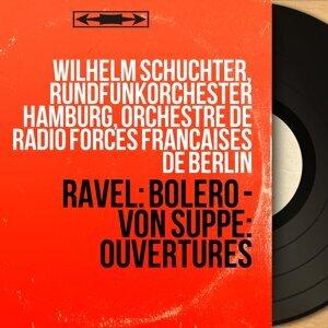 Wilhelm Schüchter, Rundfunkorchester Hamburg, Orchestre de Radio Forces françaises de Berlin 歌手頭像