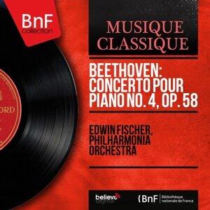 Edwin Fischer, Philharmonia Orchestra 歌手頭像